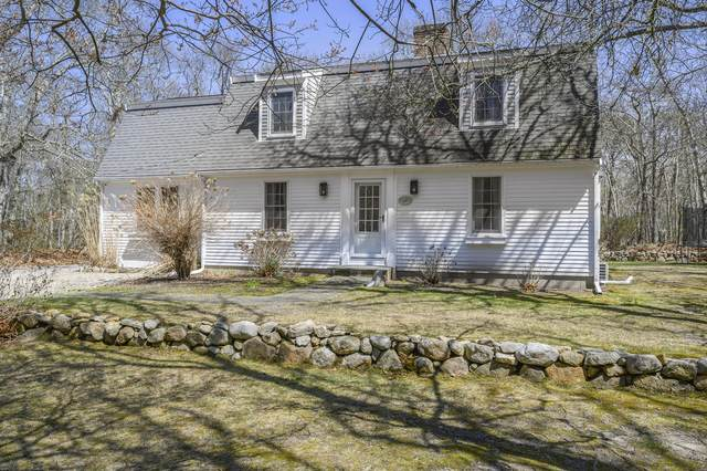 40 Flint Rock Road, Barnstable, MA 02630 (MLS #22101935) :: EXIT Cape Realty
