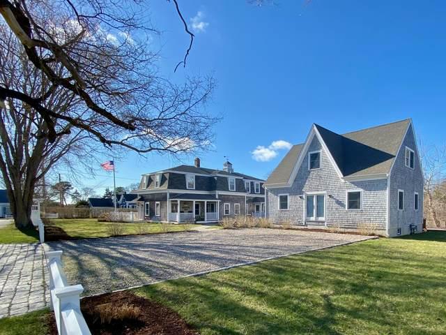 4 Pleasant Street, West Dennis, MA 02670 (MLS #22101936) :: Cape Cod and Islands Beach Properties