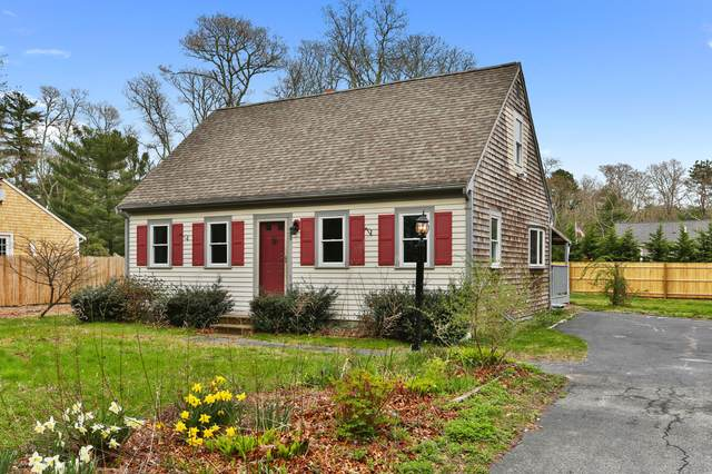 21 Chatham Lane, Mashpee, MA 02649 (MLS #22101939) :: EXIT Cape Realty