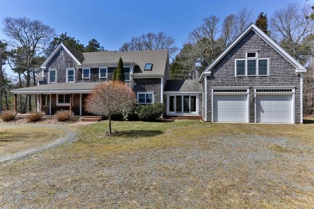 4 Spinnaker Trail, Orleans, MA 02653 (MLS #22101944) :: EXIT Cape Realty