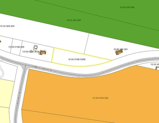 0 Thomas B Landers Road, East Falmouth, MA 02536 (MLS #22101965) :: Cape Cod and Islands Beach Properties