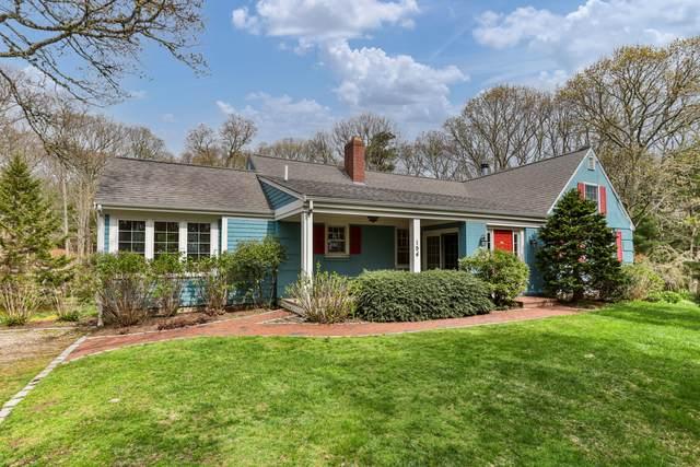 194 Cedar Tree Neck Road, Marstons Mills, MA 02648 (MLS #22102151) :: Rand Atlantic, Inc.