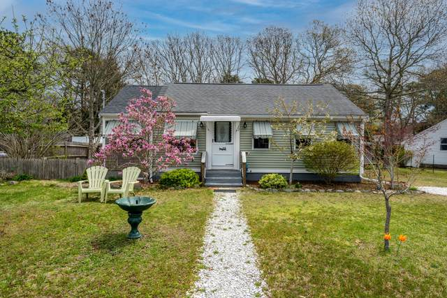 32 Ruby Street, West Yarmouth, MA 02673 (MLS #22102334) :: EXIT Cape Realty