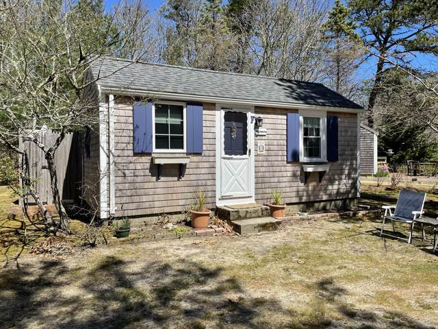 450 Aspinet Rd F, North Eastham, MA 02651 (MLS #22102337) :: Leighton Realty