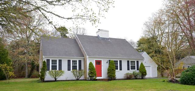 14 Old Cedar Lane, South Yarmouth, MA 02664 (MLS #22102339) :: EXIT Cape Realty