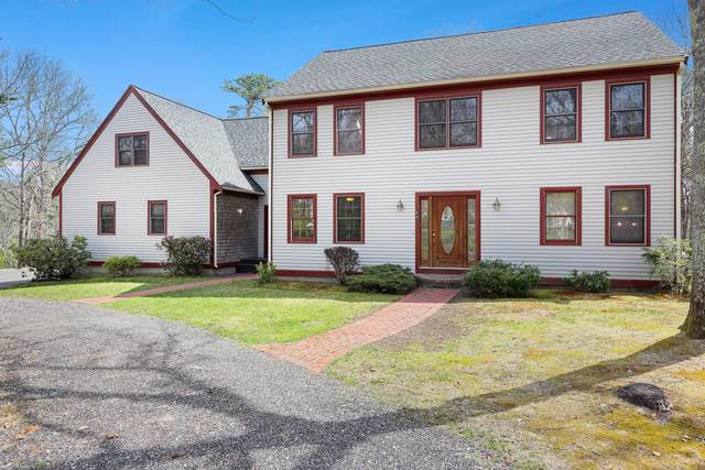 60 Bog River Bend, Mashpee, MA 02649 (MLS #22102365) :: Rand Atlantic, Inc.