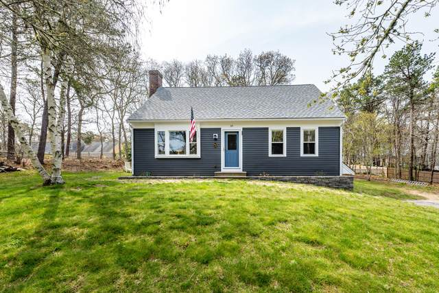 39 Michelles Path, West Yarmouth, MA 02673 (MLS #22102378) :: EXIT Cape Realty