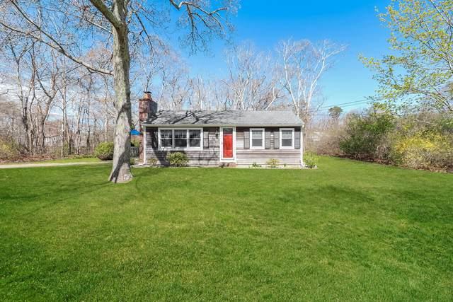 50 Oak Ridge Road, Eastham, MA 02642 (MLS #22102384) :: Cape Cod and Islands Beach Properties
