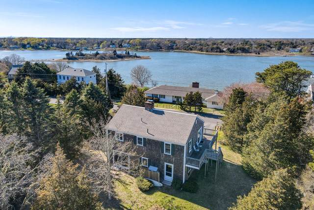 22 Ruggles Road, Orleans, MA 02653 (MLS #22102402) :: Cape Cod and Islands Beach Properties