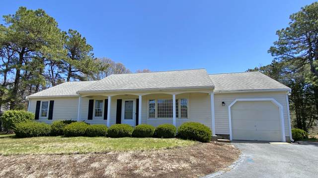 16 Four Seasons Drive, South Yarmouth, MA 02664 (MLS #22102404) :: EXIT Cape Realty