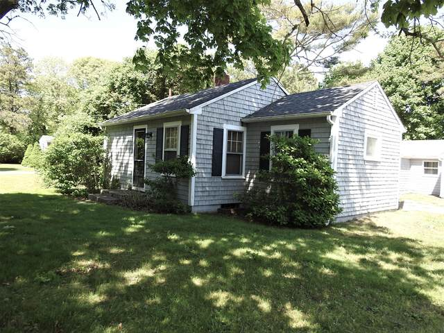 44 Tevyaw Road #2, Hyannis, MA 02601 (MLS #22102422) :: Cape Cod and Islands Beach Properties