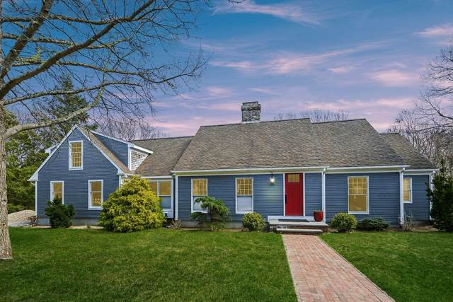 10 Ploughed Neck Road, East Sandwich, MA 02537 (MLS #22102425) :: Cape Cod and Islands Beach Properties