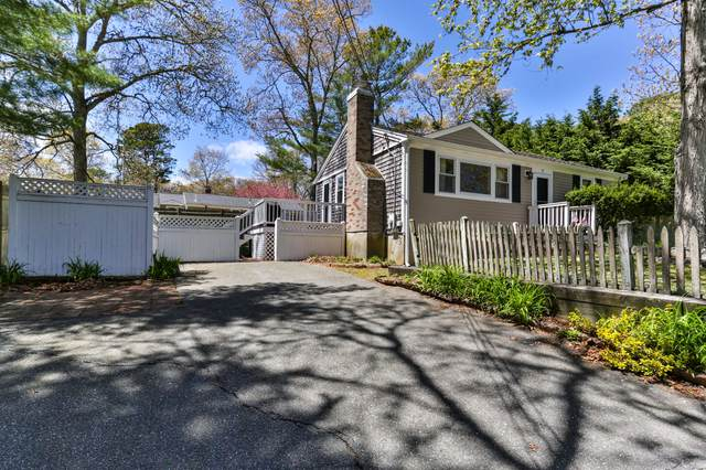 17 Signe Road, Dennis, MA 02638 (MLS #22102437) :: EXIT Cape Realty