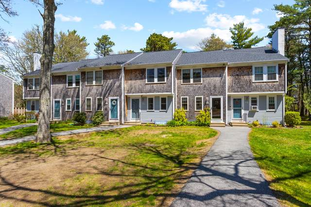 300 Falmouth Road 13D, Mashpee, MA 02649 (MLS #22102438) :: Rand Atlantic, Inc.