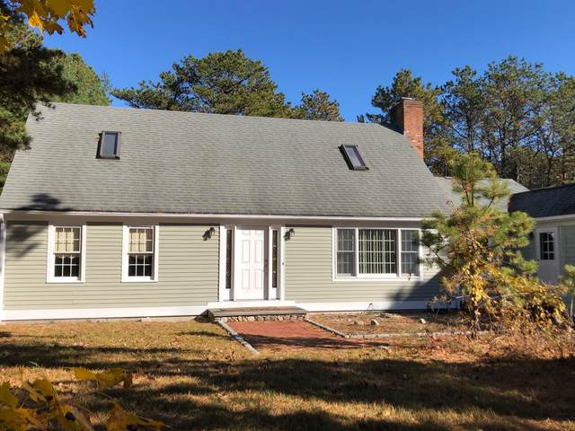 13 Brookside Circle, Mashpee, MA 02649 (MLS #22102442) :: Rand Atlantic, Inc.