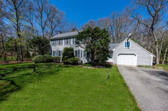 20 Thatcher Holway Road, Marstons Mills, MA 02648 (MLS #22102465) :: Cape Cod and Islands Beach Properties