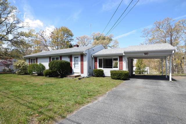90 Long Pond Drive, Harwich, MA 02645 (MLS #22102469) :: EXIT Cape Realty