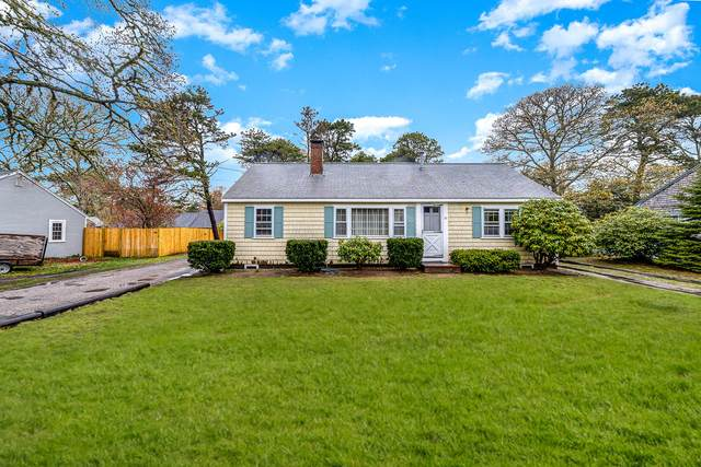 32 Sycamore Lane, South Dennis, MA 02660 (MLS #22102490) :: EXIT Cape Realty