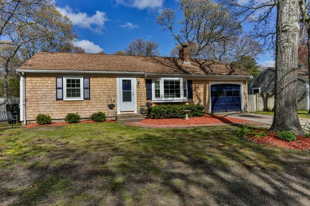 40 Clear Brook Road, West Yarmouth, MA 02673 (MLS #22102495) :: EXIT Cape Realty