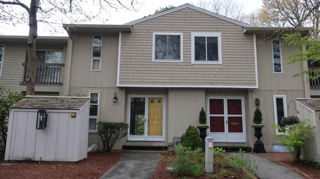 300 Buck Island Road 14H, West Yarmouth, MA 02673 (MLS #22102497) :: EXIT Cape Realty