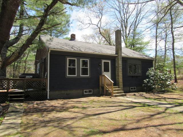 69 Nightingale Pond Road, Buzzards Bay, MA 02532 (MLS #22102500) :: EXIT Cape Realty