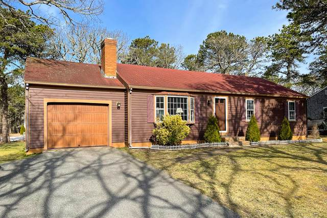 247 Morton Road, South Chatham, MA 02659 (MLS #22102501) :: EXIT Cape Realty