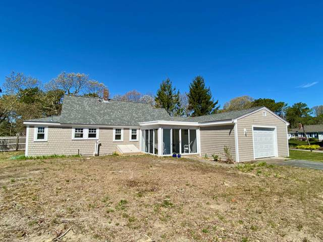 59 Pond Street, West Dennis, MA 02670 (MLS #22102503) :: EXIT Cape Realty