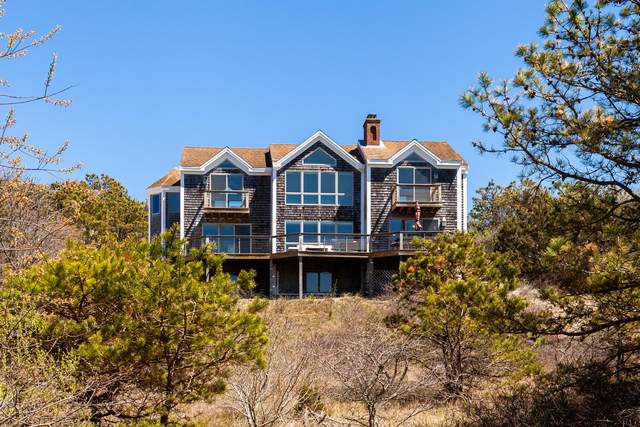 14 Old Colony Way, Truro, MA 02666 (MLS #22102504) :: EXIT Cape Realty