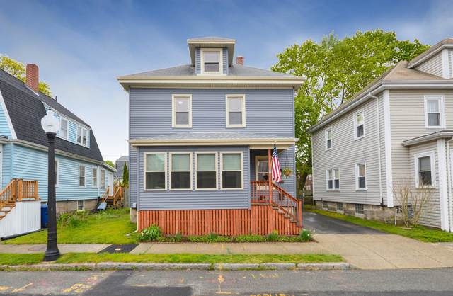 156 Rounds Street, New Bedford, MA 02740 (MLS #22102505) :: EXIT Cape Realty