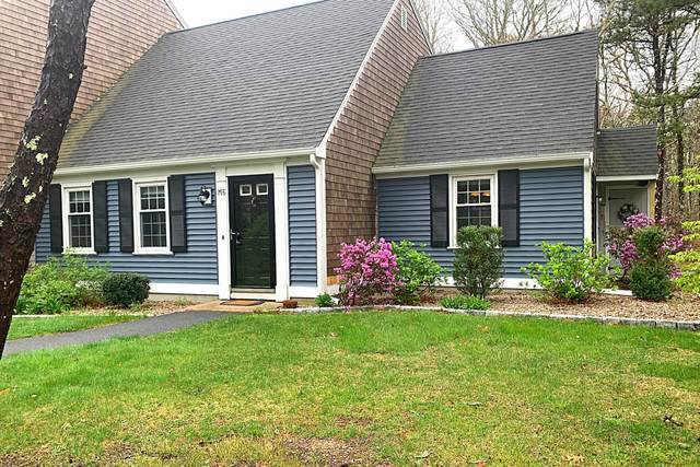 248 Camp Street M6, West Yarmouth, MA 02673 (MLS #22102508) :: Leighton Realty