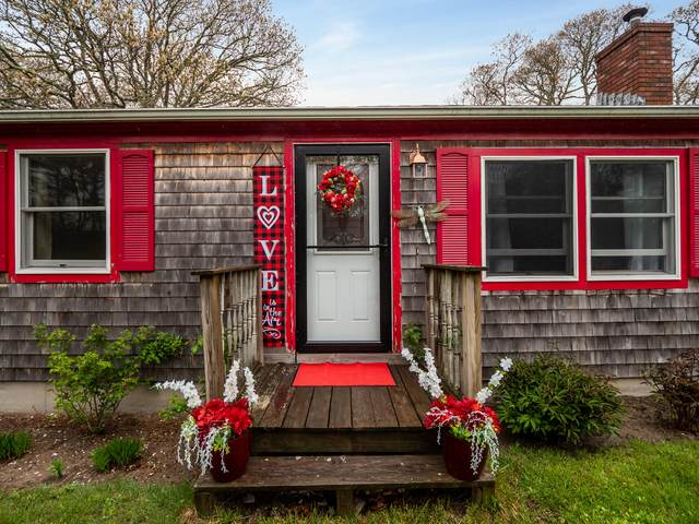 15 Horse Pond Road, West Yarmouth, MA 02673 (MLS #22102531) :: Cape Cod and Islands Beach Properties
