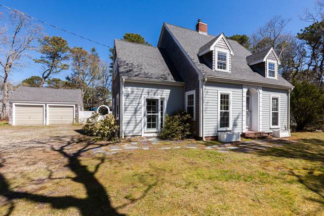 120 Lower County Road, West Harwich, MA 02671 (MLS #22102539) :: EXIT Cape Realty