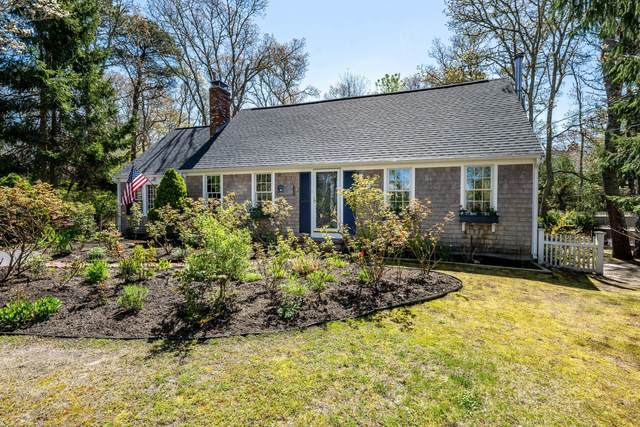 93 Long Pond Drive, North Harwich, MA 02645 (MLS #22102549) :: EXIT Cape Realty