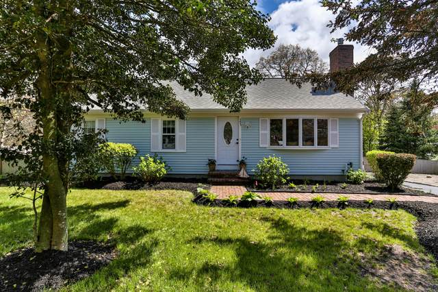 595 Route 6A, Yarmouth Port, MA 02675 (MLS #22102563) :: Leighton Realty
