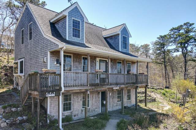 202 Northgate Road, North Chatham, MA 02650 (MLS #22102564) :: Leighton Realty