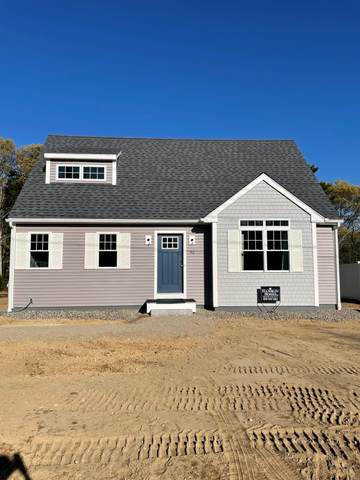 92 Broken Bow Lane, East Falmouth, MA 02536 (MLS #22102615) :: Cape Cod and Islands Beach Properties