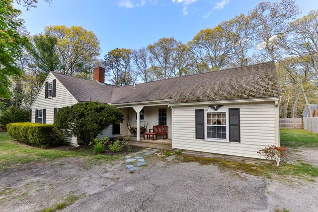 46 Old Bass River Road, South Dennis, MA 02660 (MLS #22102636) :: Rand Atlantic, Inc.