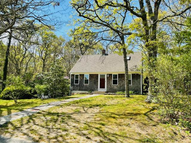 123 Redlands Road, East Falmouth, MA 02536 (MLS #22102647) :: Cape Cod and Islands Beach Properties