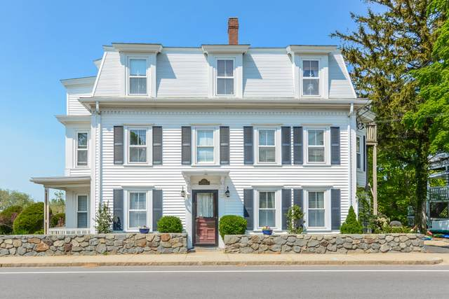 204 Sandwich Street 2N, Plymouth, MA 02360 (MLS #22102839) :: EXIT Cape Realty