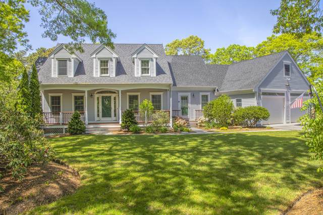 10 Edith Grove Road, Harwich, MA 02645 (MLS #22102911) :: EXIT Cape Realty