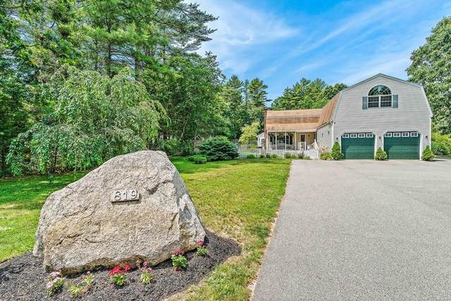 819 Federal Furnace Road, Plymouth, MA 02360 (MLS #22102928) :: EXIT Cape Realty