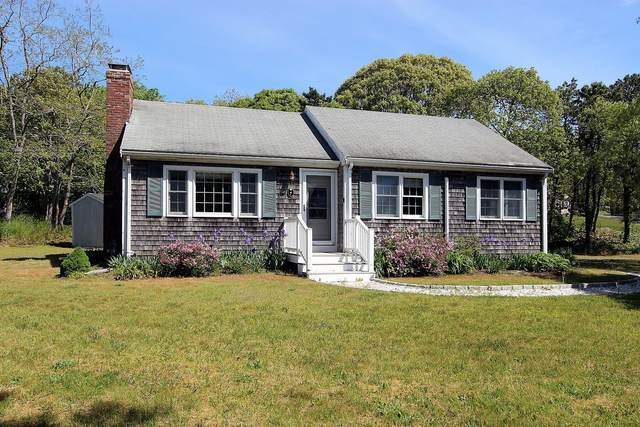 7 Earles Way, Chatham, MA 02633 (MLS #22103024) :: EXIT Cape Realty