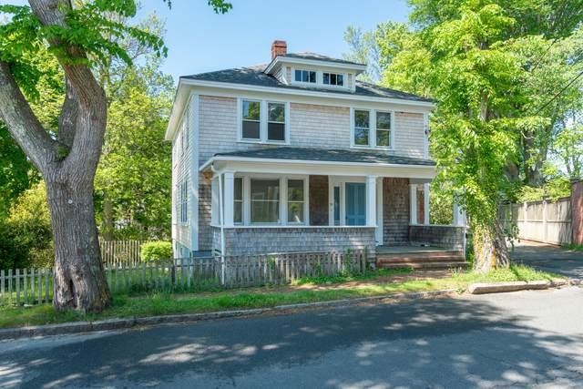 21 Pleasant Street, Nantucket, MA 02554 (MLS #22103068) :: Cape Cod and Islands Beach Properties