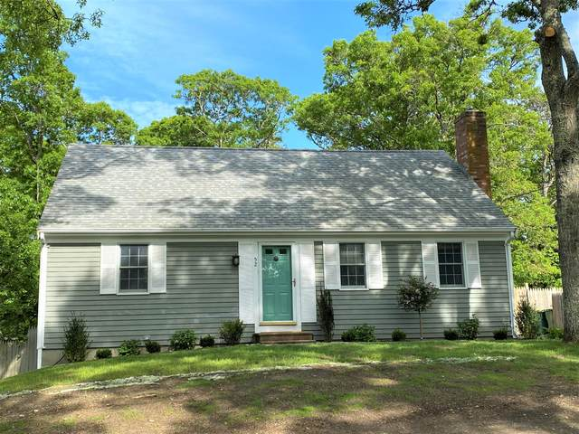 52 Indian Trail, Centerville, MA 02632 (MLS #22103108) :: Leighton Realty
