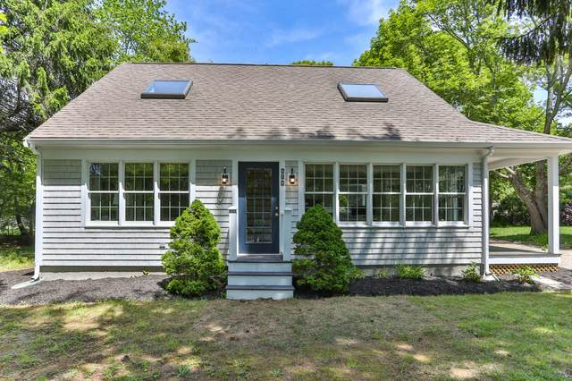 474 Strawberry Hill Road, Centerville, MA 02632 (MLS #22103154) :: Leighton Realty
