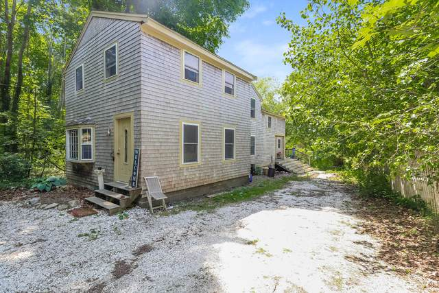 176 North Falmouth Highway, North Falmouth, MA 02556 (MLS #22103184) :: Cape Cod and Islands Beach Properties