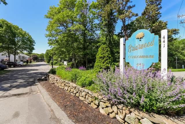 441 Buck Island Road B5, West Yarmouth, MA 02673 (MLS #22103223) :: Leighton Realty