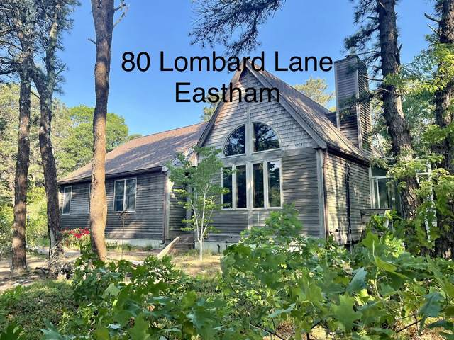 80 Lombard Lane, Eastham, MA 02642 (MLS #22103233) :: EXIT Cape Realty