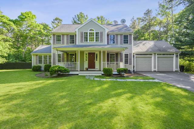 3 Bog Hollow Drive, Plymouth, MA 02360 (MLS #22103245) :: EXIT Cape Realty