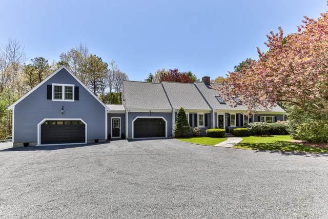 36 Evergreen Drive, Marstons Mills, MA 02648 (MLS #22103263) :: Rand Atlantic, Inc.